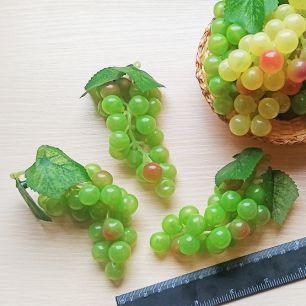 12см Виноград декор зеленый